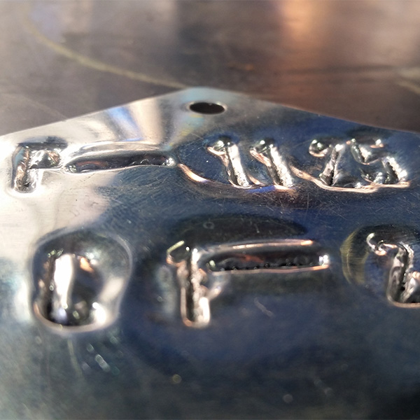 Patmark Image Structural Steel Tag